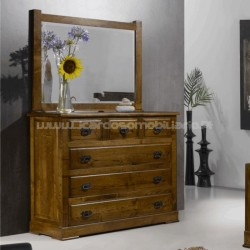 Chest of Drawers Dak