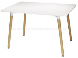 Wood table M-106