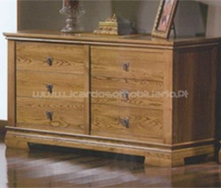 Chest of Drawers Lagoa 6 drawers