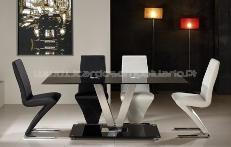 Table fixe Inox N-313