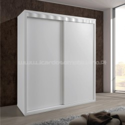 Wardrobe Queen 2 sliding doors