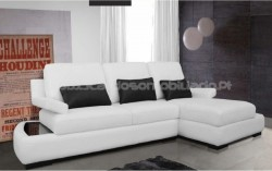 Savannah sofa with chaise long