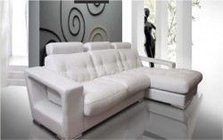 Siextta sofa with chaise long