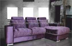 Wells sofa with chaise long