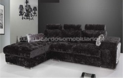 Sofa Siextta Gold with long chaise