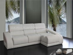 Nuvem sofa with chaise long