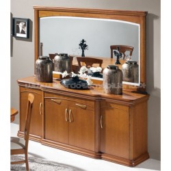 Sideboard Lux VIP with mirror