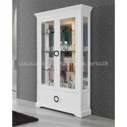 Vitrine Onda with drawers