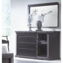Chest of Drawers Safira with door