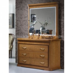 Chest of Drawers Safira ound corners