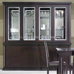 Display cabinet Sapphire 4P