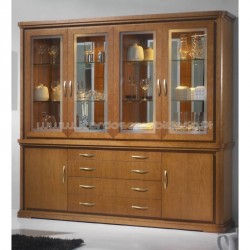 Display cabinet Sapphire 4PCR