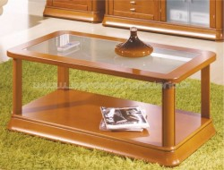 Table basse Lux rectangulaire