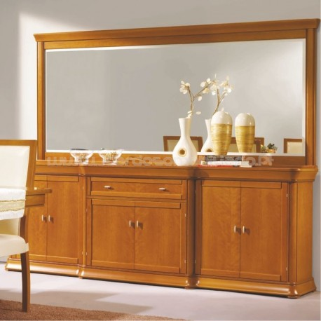 Sideboard Lux with mirror