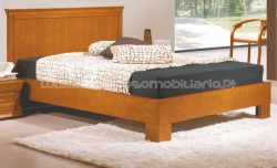 Double bed Lux classic