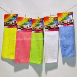 Microfiber smooth kitchen cloths