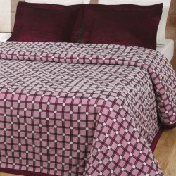 Double-sided Kiara bedspread