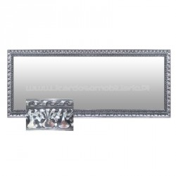 Miroir Paris 160x60
