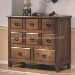 Chest of drawers Decorative line 17
