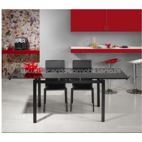 Extending table lacquered M110