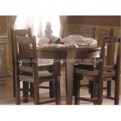 Round dining table Line 17A