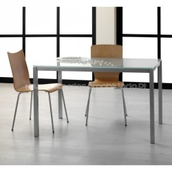 Metal table M-103