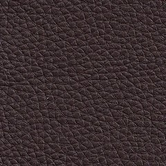 Synthetic skin brown dark